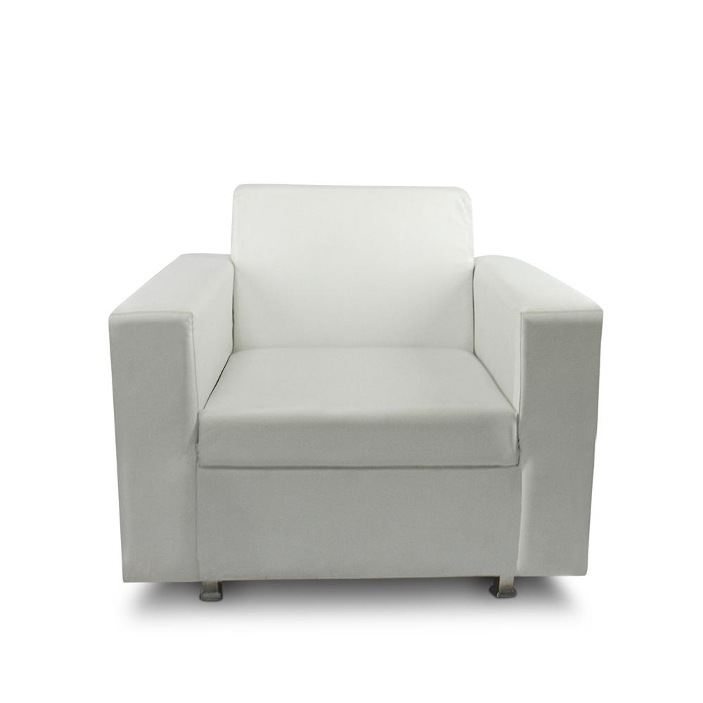 Exceptional White Executive Sofa Chair